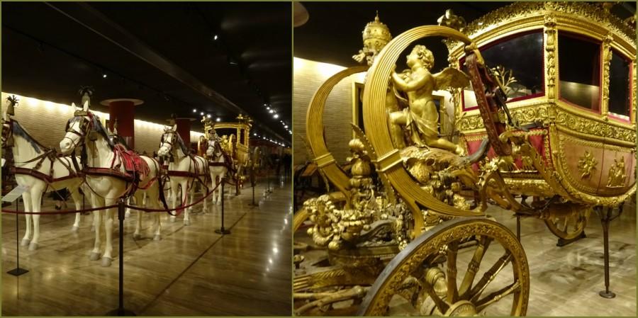 Sala Karocy Muzea Watykańskie