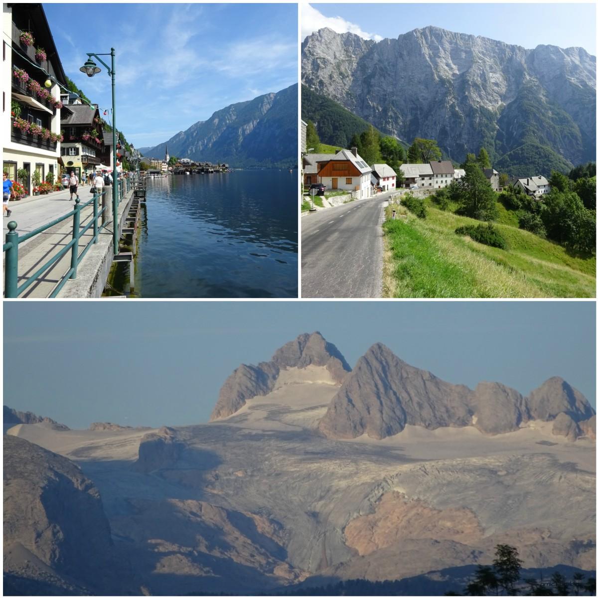 Alpy, wyprawa rowerowa