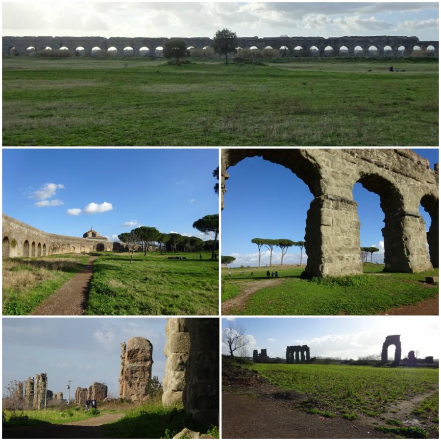 Akwedukty Rzym