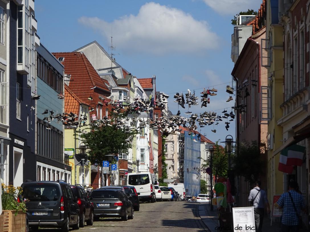 Dania podróż rowerowa