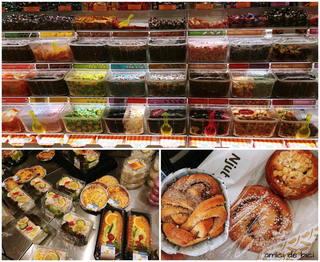 Szwecja słodycze